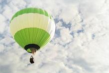 kuumailmapallo kuva