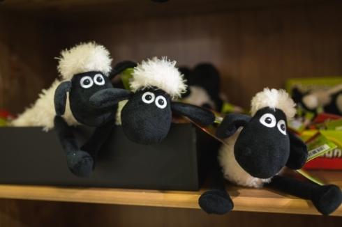 Lammaspehmolelu lahjaksi