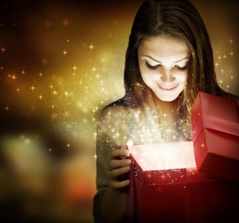 joululahja naiselle