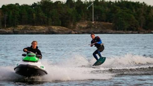 wakeboarding lahjaksi