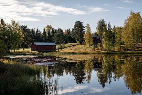 lähiloma Suomessa 2020